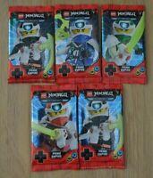 Lego Ninjago™ Serie 5 Trading Card Game 5 Booster 25 Karten Prime Empire OVP