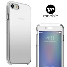 MOPHIE Apple iPhone 7 8 Hold Force Base Case  Magnetic Slim Tough Silver Cover