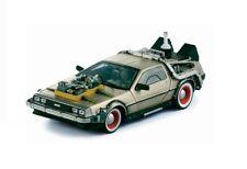 Retour vers le Futur 3 DeLorean LK Coupé 1981 1/18 Back to the Future III 27120
