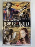 Romeo & Juliet Soundtrack (Cassette) New Sealed