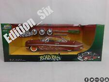 Jada Toys 1:24 Road Rats 1961 CHEVROLET IMPALA  Lowrider Boxed