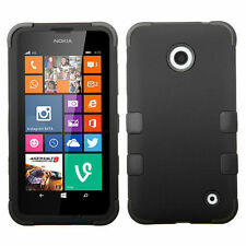 Black Mobile Phone Fitted Case for Nokia