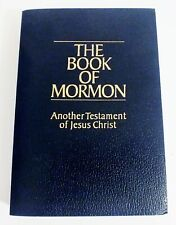THE BOOK OF MORMON Another Testament of Jesus Christ - Paperback.