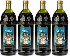 Authentic TAHITIAN NONI Juice by Morinda (4PK Case), 1 liter bottles