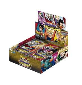 Dragon Ball Super Unison Warrior Series Supreme Rivalry Booster Box PRE ORDER