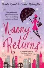Nanny Returns,Nicola Kraus, Emma McLaughlin- 9781847391254