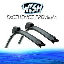 """Wish® Excellence Premium 16"""" / 16"""" Scheibenwischer FSO Polonez Caro 05/87-12/02"""