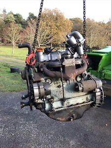 land rover series 2.25 petrol engine SU carb