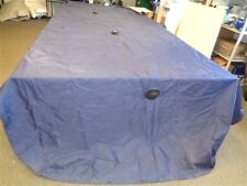 """SOUTHWIND V20 L WITH PRIVACY BLUE MOORING COVER 226"""" X 107-1/2"""" BOAT"""