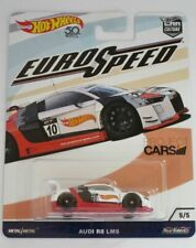 Hot Wheels 1:64 Euro Speed - Audi R8 LMS Brand new