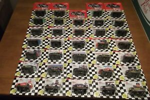 KYLE PETTY PLUS 33 MORE 1994 EDITION RACING CHAMPIONS CARS UNOPENED  1/64 SCALE
