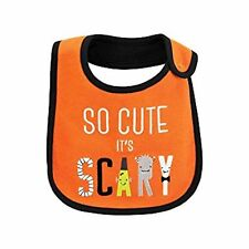 Just One You Carter's So cute it scary Halloween bib teething cloth