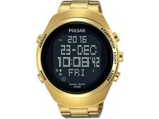 Pulsar Herrenuhr Digital Chronograph PQ2056X1
