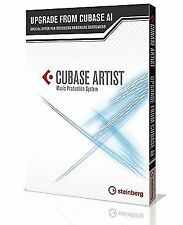 Steinberg Cubase Artist 9 Upgrade From Cubase AI