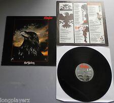 The Stranglers - The Raven UK 1979 United Artist LP Joh Bjelke-Petersen Inner