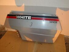 Rasentraktor Aufsitzmäher WHITE LT -30 Seitenteil R Motor Traktor Getriebe 3