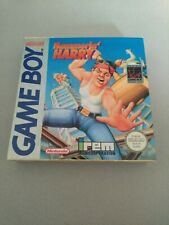 Hammerin Harry Game boy compatible version FRG  Art box only reconditioned