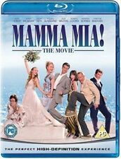 Mamma Mia 5050582556100 With Meryl Streep Blu-ray Region B