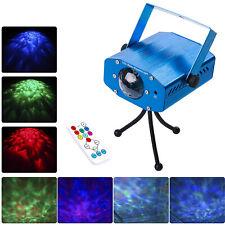 Alta Laser Lights, 7 Colors LED Party Light Projector, Strobe, Ripple Lighting