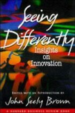 Seeing Differently: Insights on Innovation