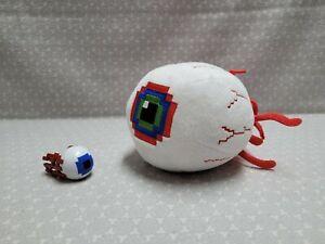 Jazwares Terraria Demon Eye of Cthulhu Eyeball Plush Toy Figure Set