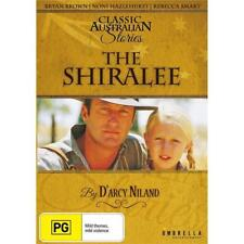THE SHIRALEE  DVD  BRYAN BROWN  NONI HAZLEHURST  NEW AND SEALED AUSTRALIAN MOVIE