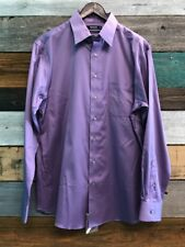 Mens Murano Long Sleeve Button Up Size Large