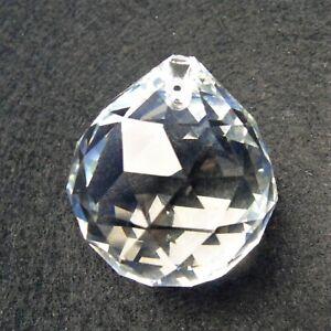 3 Stück Ersatzglas Kristall Prismen Kugel Ø40mm z.aufhängen