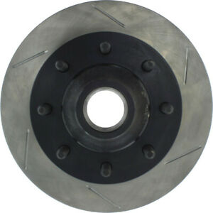 Disc Brake Rotor-RWD, 4-Wheel ABS Front Left Stoptech 126.65073SL