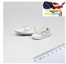 """1/6 fashion white sneakers shoes AJ air for 12"""" male figure hot toys phicen❶USA❶"""