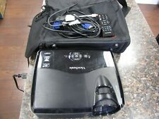View Sonic Vs13870 Dlp Projector Home Theater w/ bag and remote