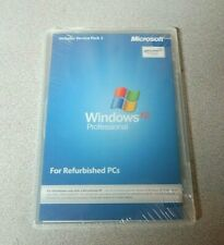Windows XP Professional with Service Pack 2 for Refurbished PCs