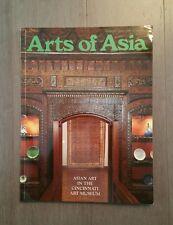ARTS OF ASIA MAGAZINE - March/April 1993 - Cincinnati Art Museum