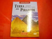 DVD: TERRA DELLE PIRAMIDI. I SEGRETI DELL'ANTICO EGITTO. ANTICHE CIVILTà 2007