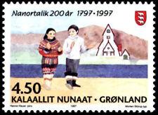 Greenland 1997 Bicentenary of Nanortalik, UNM / MNH