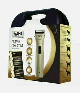 Wahl WM6872-800 Grooming Clipper for All Dog Breeds
