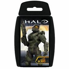 Top Trumps Halo Card Game