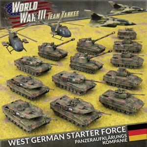 Team Yankee: West German West German Starter Force (TGRAB03)