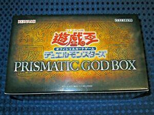 2020 NEW YuGiOh! OCG Duel Monsters PRISMATIC GOD BOX Limited Secret Rare JAPAN