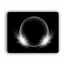 Computer Mouse Pad Shining Golf Ball For Home and Office Size