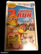 Dreamworks Chicken Run Vhs