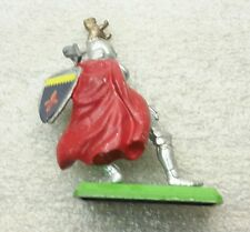NEW Vintage BRITAINS DEETAIL Knights on Metal Base #7730e