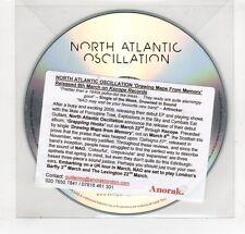 (GN961) North Atlantic Oscillation, Drawing Maps From Memory - DJ CD