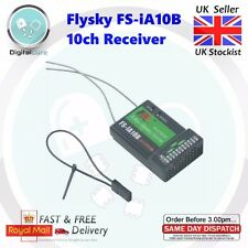Flysky FS-iA10B 2.4G 10CH AFHDS 2A Receiver PPM Output With iBus Port Telemetry