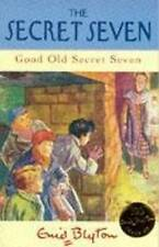 NEW, ENID BLYTON, GOOD OLD SECRET SEVEN. 9780340681022
