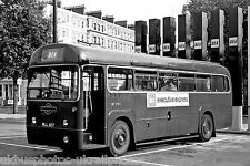 London Transport RF290 MLL927 on hire to BEA Bus Photo Ref P625