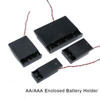 1/5/10 x Batteriehalter für Mignon AA Micro AAA Batterie halter Batterienhalter