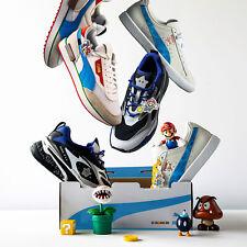 Puma X Super Mario 3D-All звезды упаковка мужские женские унисекс обувь кеды медиатор 1
