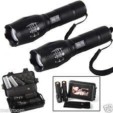 2X 6000lm X800 Taschenlampe ShadowHawk LED Militär Grade G700 Fackel Flashlight