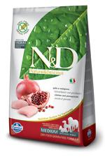 N/D Grain free Adult Medium Pollo 2,5 kg